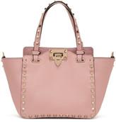 Valentino Pink Mini Rockstud Tote