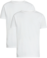 John Lewis T-Shirt, Pack of 2, White