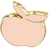 Des Petits Hauts Lanatole Enamel Apple Pin