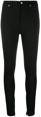 Versace Jeans Couture High Rise Leggings