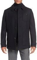 Ted Baker Osmond Wool Overcoat
