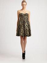 Caryn Bustier Dress