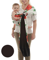 Red & Black the One Rose Reversible Sling