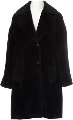 Ungaro Brown Wool Coats