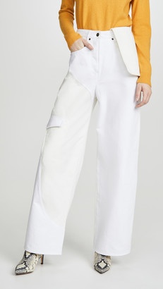 Jacquemus Jeans of Nimes