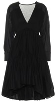 Thumbnail for your product : Kalita Vega cotton-voile minidress