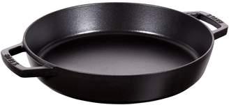 Staub 4.5-Quart Cast Iron Paella Pan