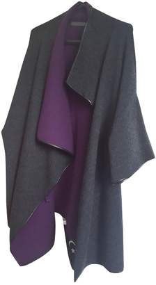 Nordstrom X Caroline Issa Grey Cashmere Coat for Women