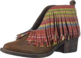 Volatile Women's Cavalry Ankle Boot
