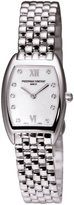 Frederique Constant Art Deco FC-200MPWD1T26B 31mm Silver Steel Bracelet & Case Anti-Reflective Sapphire Women's Watch