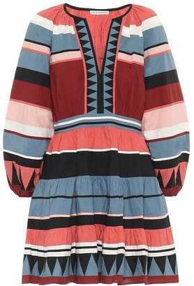Ulla Johnson Mika striped cotton minidress