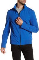 HUGO BOSS Carlten Front Zip Long Sleeve Jacket