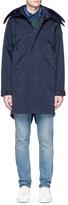 Denham Jeans 'Hvanna' 2-in-1 parka and down padded jacket