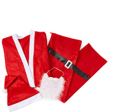 Felt Santa Suit