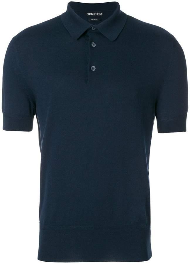 Tom Ford slim-fit polo shirt