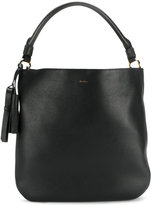 Max Mara tassel detail tote - women - Leather - One Size