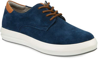 Kenneth Cole Men's Suede Lace-Up Sneakers
