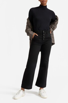 Everlane The Wide Leg Jeans