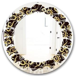 Design Art Designart Lower Antelope Slot Canyon Traditional Mirror Wall Mirror Shopstyle