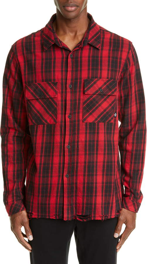 79e9e284c394 Marcelo Burlon County of Milan Men's Longsleeve Shirts - ShopStyle
