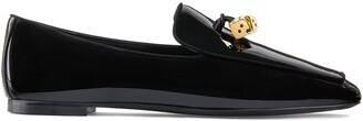 Giuseppe Zanotti Pigalle Dice-applique loafers