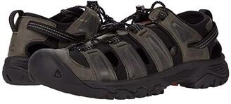 Keen Targhee III Sandal (Black/Grey) Men's Shoes