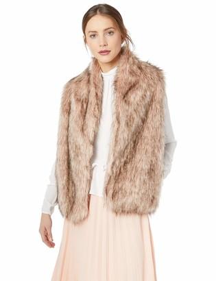 BCBGeneration Women's Fur Knit REG Jacket