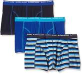 Bjorn Borg Men's 3-Pack Stripe Boxer Brief