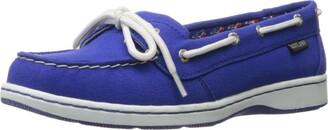 Eastland Women's Sunset MLB Blue Jays Boat Shoe
