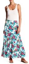 Tommy Bahama Jungle Print Maxi Skirt
