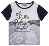 True Religion Boys' Route 02 Tee - Sizes S-XL