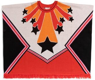 Stella McCartney Kids Cheerleader Star Cape (3-14+ Years)