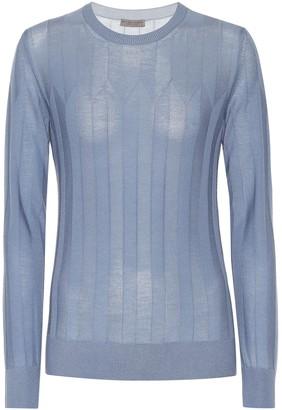 Bottega Veneta Ribbed cashmere sweater
