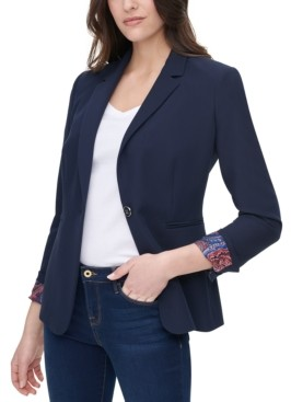 Tommy Hilfiger Flex-Fit Blazer