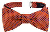 Ted Baker Dot Silk Bow Tie
