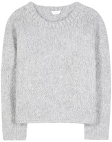 Chloé Mohair, Virgin Wool And Cashmere Sweater