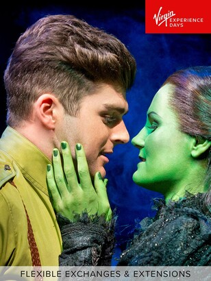 Virgin Experience Days Wicked Theatre Tickets and Dinner for Two in London