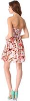 Parker Jenna Strapless Dress