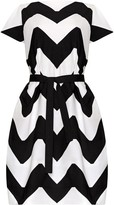 Bo Carter Venus Dress Black & White