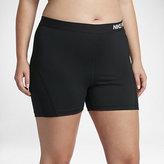 "Nike Pro HyperCool Women's 3"" Training Shorts (Plus Size 1X-3X)"