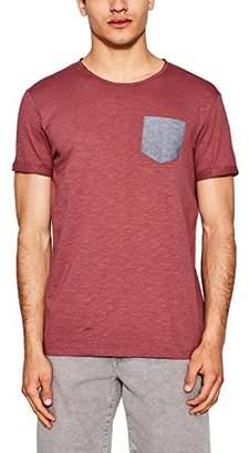 Esprit edc by Men's 067cc2k058 T-Shirt,Small