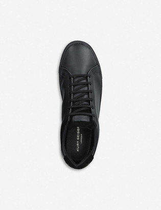 Kurt Geiger Donnie leather trainers