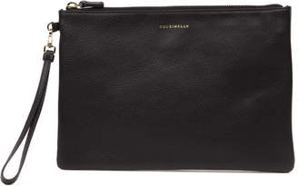 Coccinelle Black New Best Soft Leather Purse