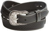 Ariat Beaded Inlay Conchos Belt - Leather (For Men)