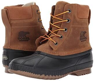 Sorel Cheyanne II (Chipmunk/Black) Men's Waterproof Boots