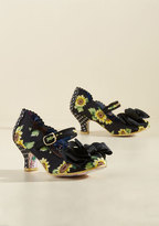Irregular Choice Sunflower Fame Heel in 38