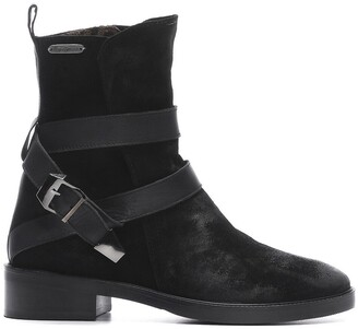 Pepe Jeans Maldon Land Ankle Boots in Leather