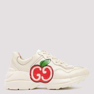 Gucci Rhyton Cherry Sneakers