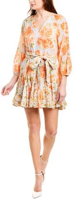 Alice + Olivia Pali A-Line Dress