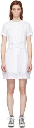 A.P.C. White Loulou Dress